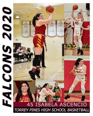TP GBB Senior collages and posters 2020