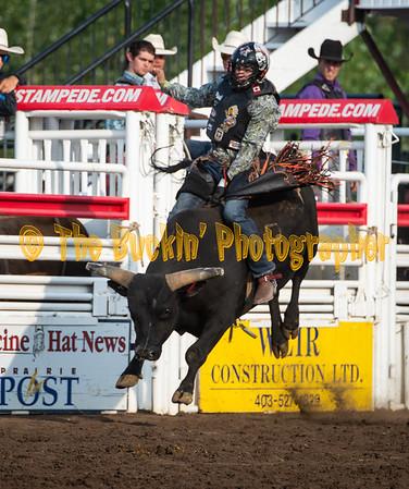 MHES 2018 Bull Riding