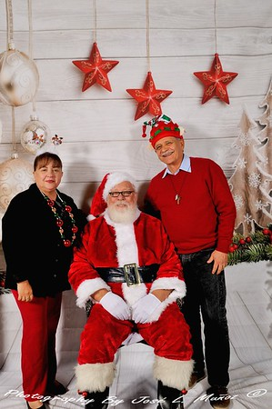 2018-12-08 Christmas Party at Elvira's place