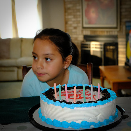Chloe 7th  Bday