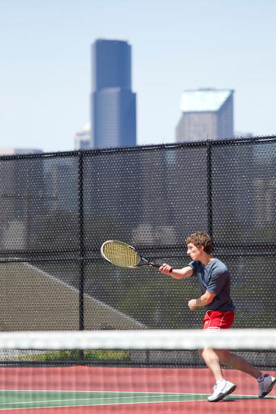 2011 CHS Tennis