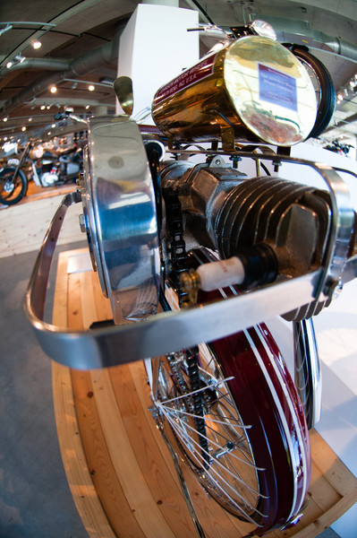 Johnson Motor Wheel