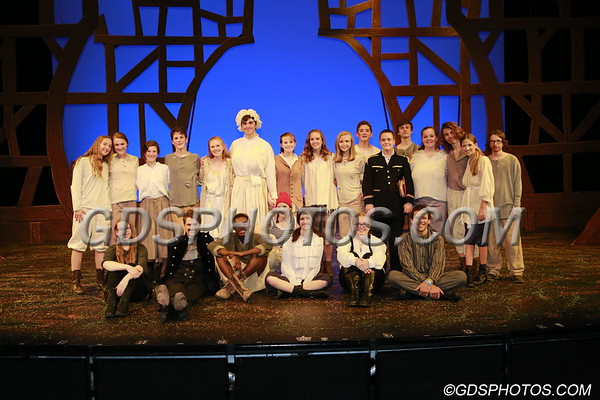 PETER AND THE STAR CATCHER  04-05-2017