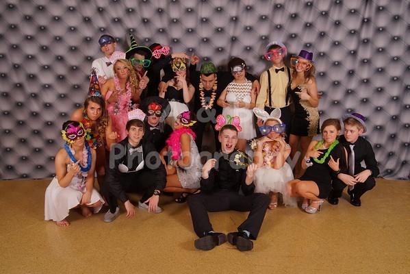 BHS Christmas Dance 2014
