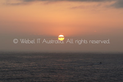 Sydney South Head sunrise 2020