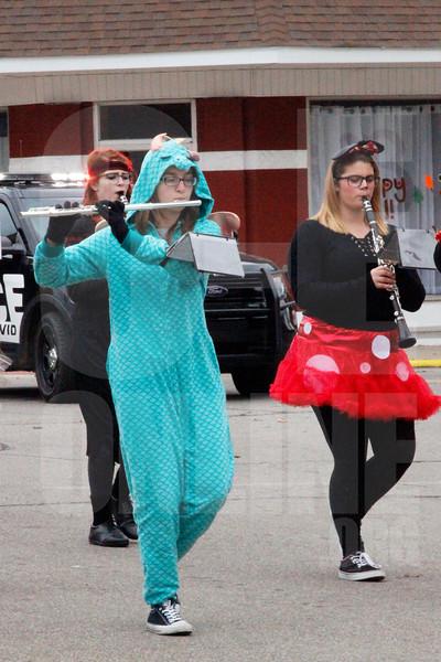 Ovid-Elsie Halloween Parade 10-31-17