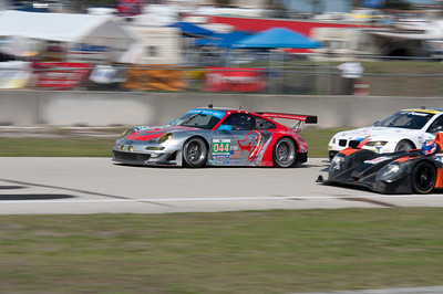 2012 12 Hours of Sebring - Practice, Qualifying, Race