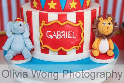 Gabriel's 1st birthday