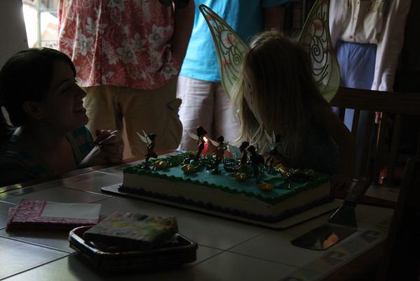 Rory's Third Birthday, May 3, 2014
