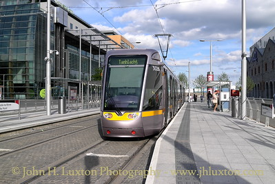 LUAS - The Dublin Tramway System