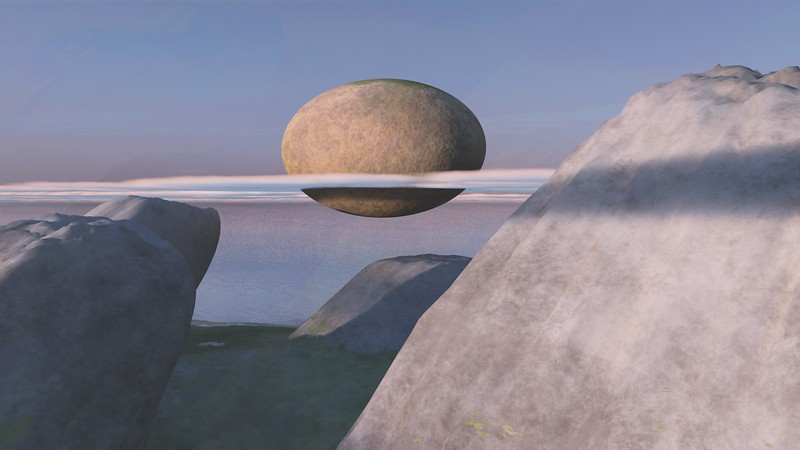 Geology Geometry  7 : A Computer Generated Image from Daily Animation