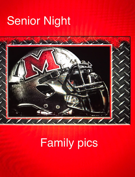 Senior Night Pics