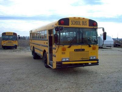 Why a school bus?
