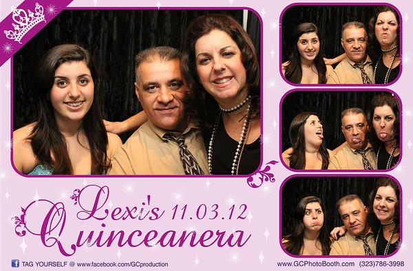 Lexi's Quinceanera