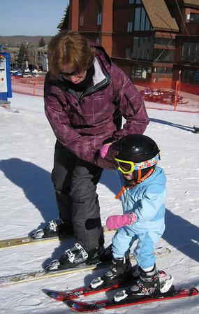 2011 Park City Skiing