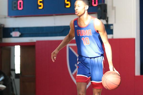 PG Basketball Scrimmage vs. Miller School - Oct 17