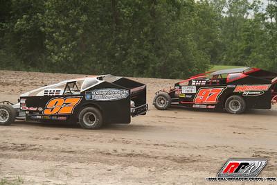 Utica-Rome Speedway-Bill McGaffin-7/22/18