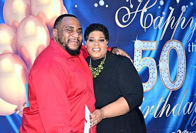 Darlene Celebrates 50