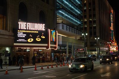 Nov 6, 2019 - X Ambassadors, The Fillmore Detroit