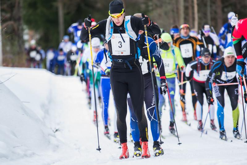 2017 Pogostan hiihto