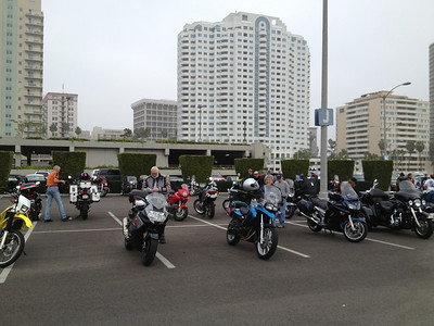 2012 Motorcycle Show