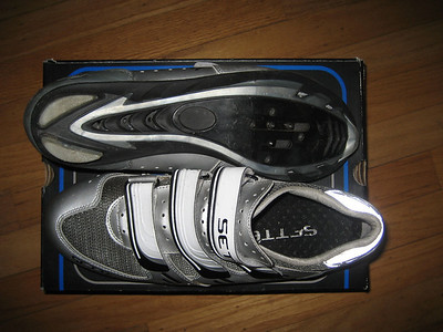 shoes and gear