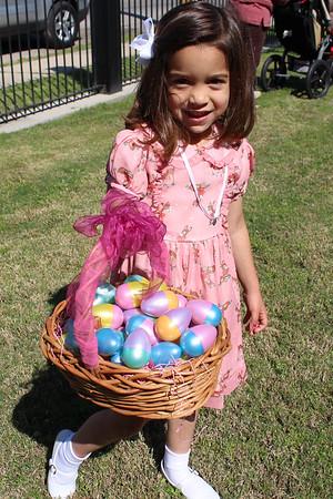 Easter Egg Hunts 2015