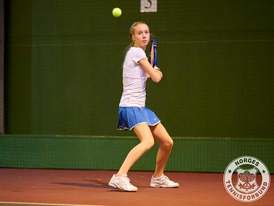 Norges Cup u16, Furuset Tennis 8.1.16