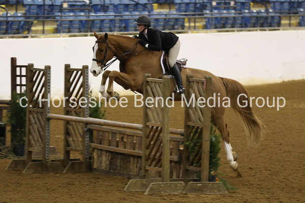 2019 Spring Welcome Horse Show -- Saturday -- Coliseum -- mid afternoon to end of day