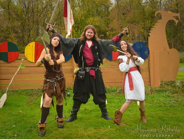 Viking Weekend - Clan Vogdis