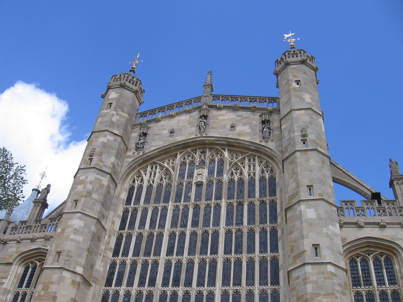 St. Georges Chapel, Windsor Castle