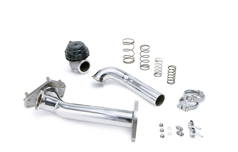 COBB, Subaru, External Uppipe Kit with TiAL MV-R 44mm Wastegate