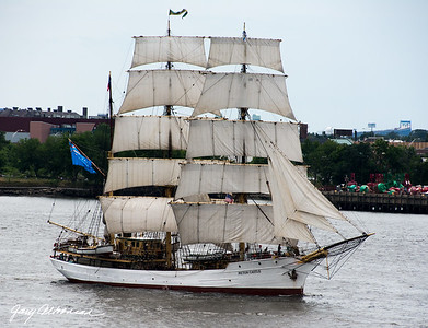 Tall Ships Visit Philadelphia