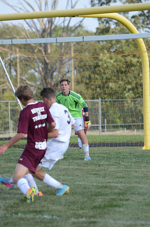 Boys Varsity Soccer - September 3 vs Towson