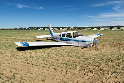 Emergency Landing at Paso Robles