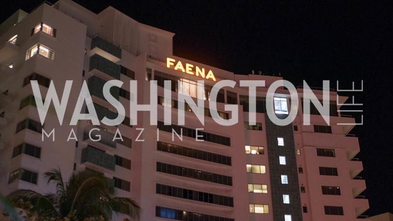 Faena Hotel, Art Basel, Miami Beach, December 2019, Photo by Ben Droz