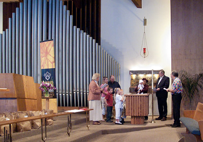 Baptisms 02-22-09