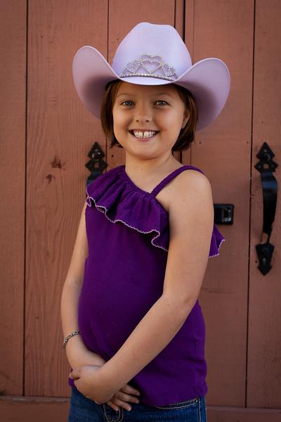 Jones Kids Cowboy Portraits