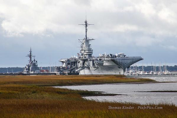 Charleston - East of the Cooper 11/2013