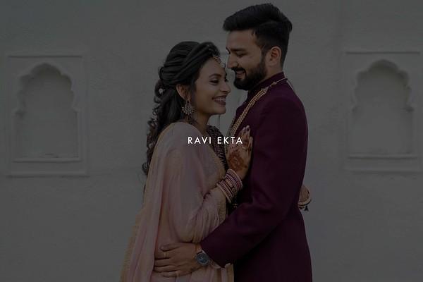 Ravi &  Ekta