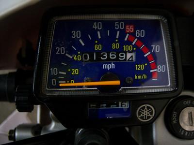 2001 Yamaha XT225