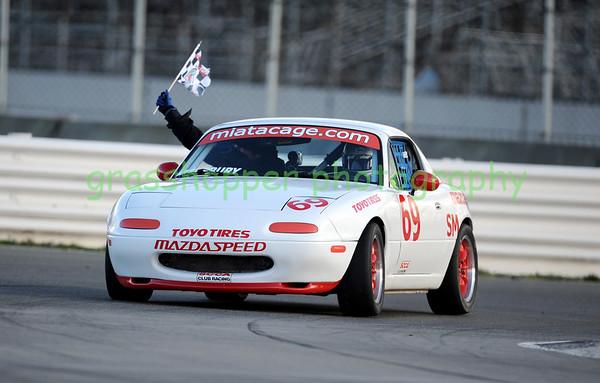 SCCA Regional Races 2009