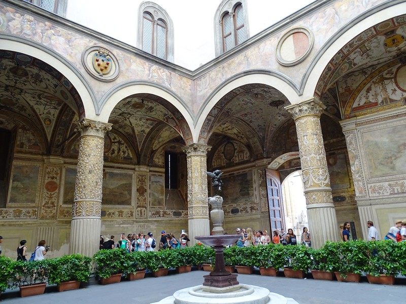 3 days in Florence Itinerary- Palazzo Vecchio