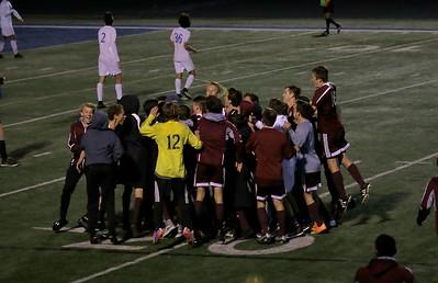 2016 JHS Soccer vs Bingham Game #2