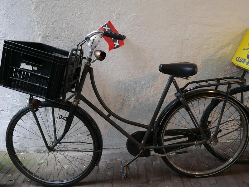 Bike Near Zeppos Cafe, Gebed-Zonder-End