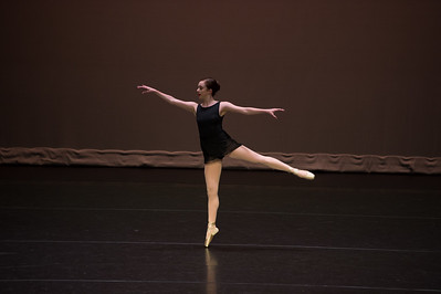 Tempo di Valse Variation 2 from Paquita - Kate Cooper and Maddie Dutra