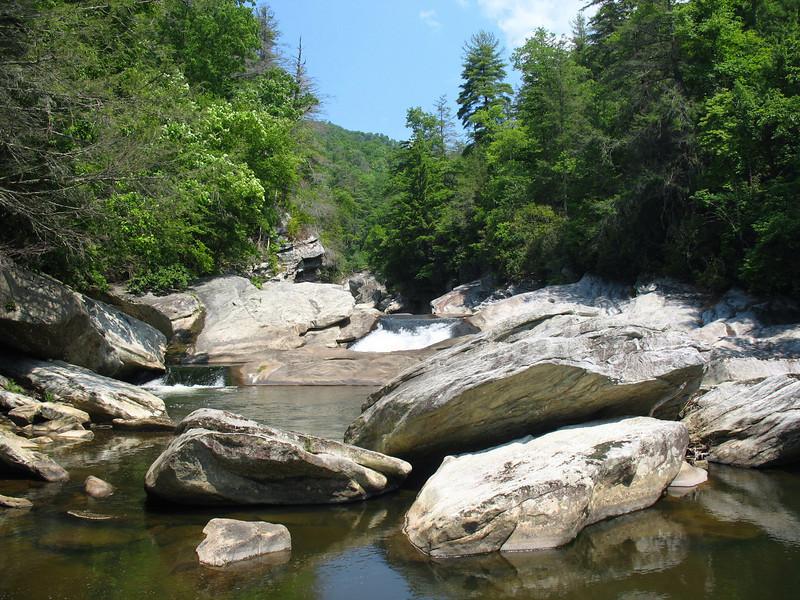 Linville Gorge Trail