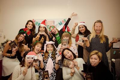 Sassy Christmas Party - 2014