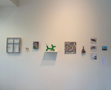 BFA and BA Senior Portfolio Exhibition Spring 2014