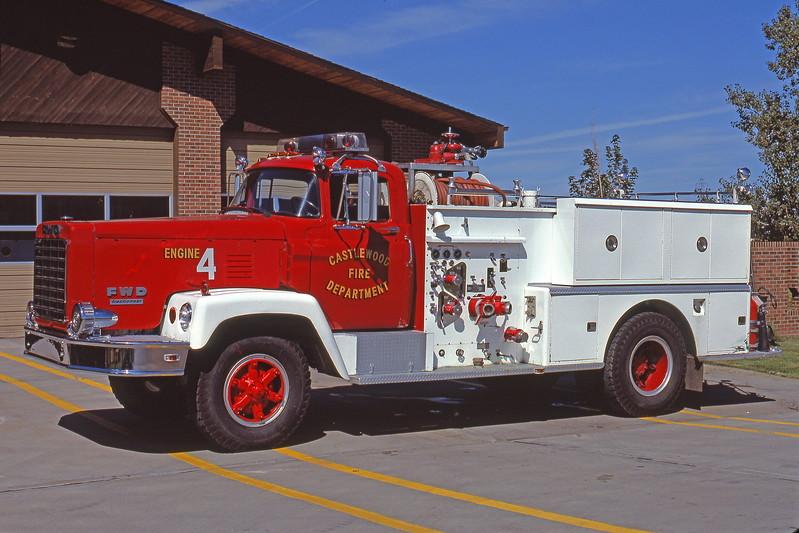 FWD Engine